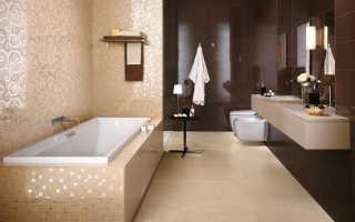 Как обложить ванну плиткой: облицовка экрана своими руками