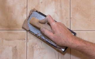 Как затирать швы на плитке: делаем затирку правильно