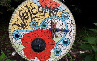 Мозаика своими руками из битой плитки: мастер-класс