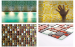 Стеклянная мозаика: плюсы и минусы, тонкости укладки