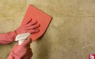 Чем оттереть затирку с плитки после ремонта