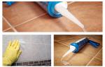 Чем снять силикон с плитки и как убрать: советы эксперта