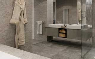 Дизайн: стильный интерьер в серых тонах