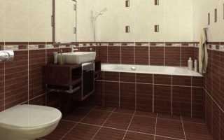 Как положить плитку в туалете своими руками: технология укладки
