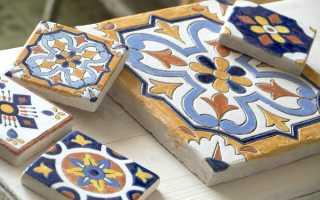 Керамическая плитка своими руками: технология изготовления