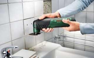 Как снять плитку со стены и пола: демонтаж своими руками