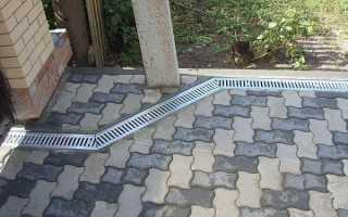 Размеры и виды тротуарной плитки: требования ГОСТа