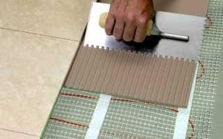 Сколько сохнет плиточный клей: полное время высыхания