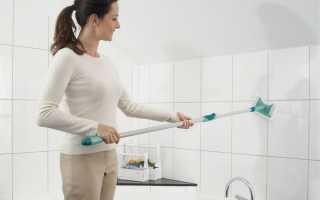 Чем помыть кафель в ванной чтобы блестел?