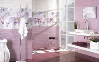 Размер плитки в ванной: как подобрать правильно