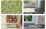 Столешница из мозаики своими руками: поэтапное изготовление