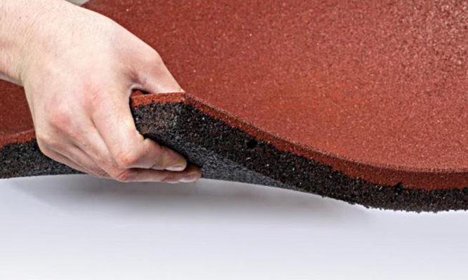 Травмобезопасность главное преимущество резиновой плитки