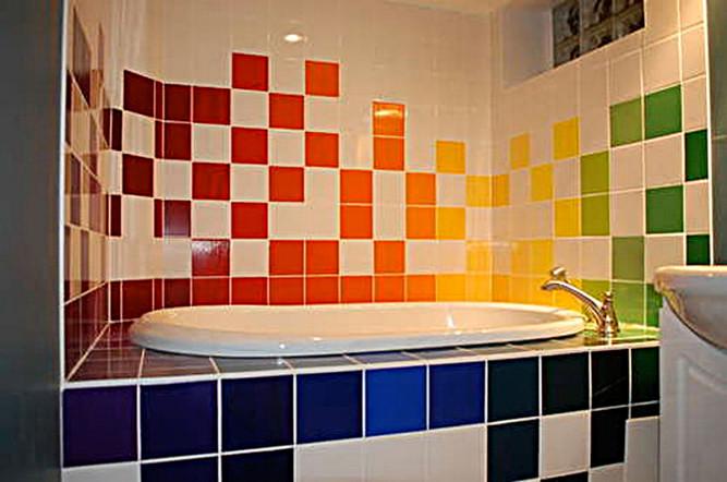 Обновление интерьера в ванной