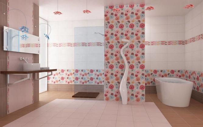 Размеры ванной комнаты играют важную роль