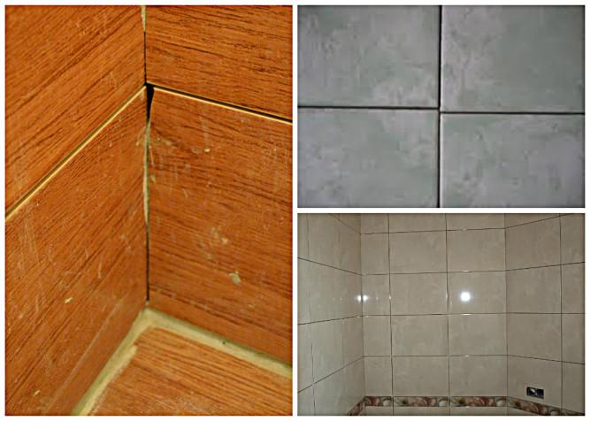 Последствия укладки плитки на неровную поверхность