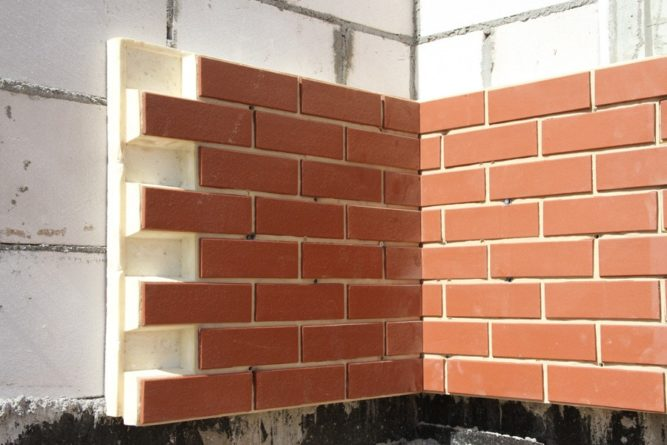 Установка термопанелей на ровную стену