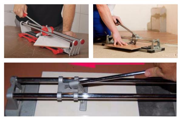 инструмент для резки плитки использовать