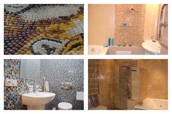 мозайка для ванной комнаты