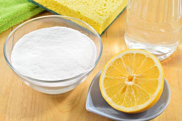 Лимонная кислота и сода давно считается хорошим чистящим средством
