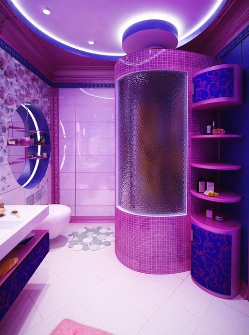 Эксцентричная ванная