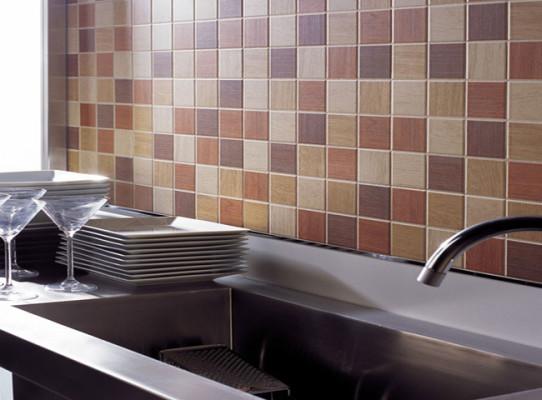 Как правильно класть плитку на кухне
