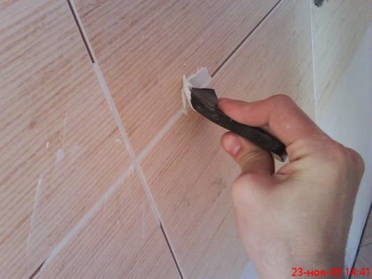 как правильно подобрать затирку для плитки
