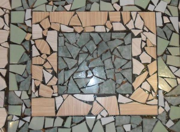 Мозаика своими руками