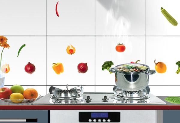 стикеры с изображением фруктов