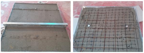 укладка плитки на крышку люка