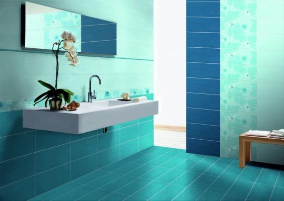 выбор кафеля для ванной