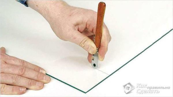 как разрезать плитку болгаркой