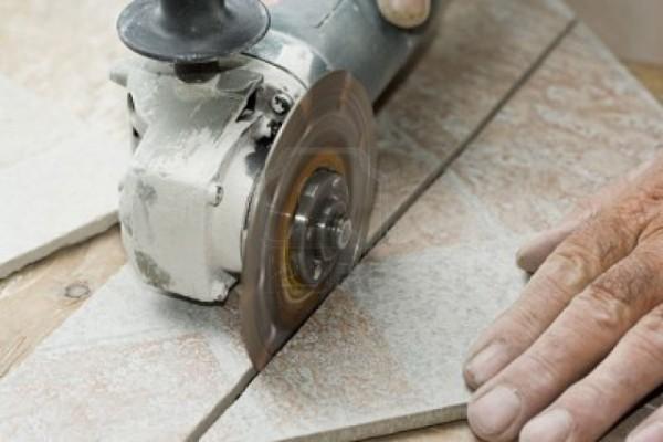 Чем можно резать кафельную плитку