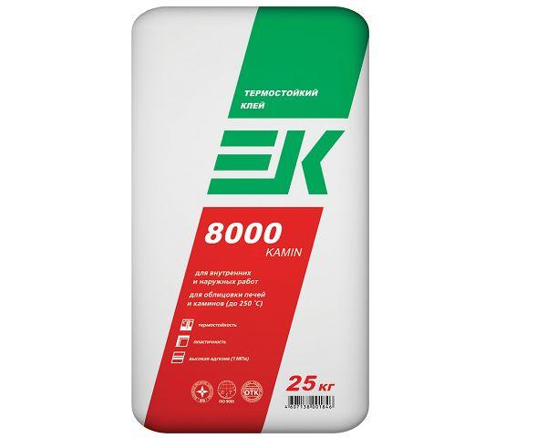 Затирочный клей ЕК-8000 KAMIN