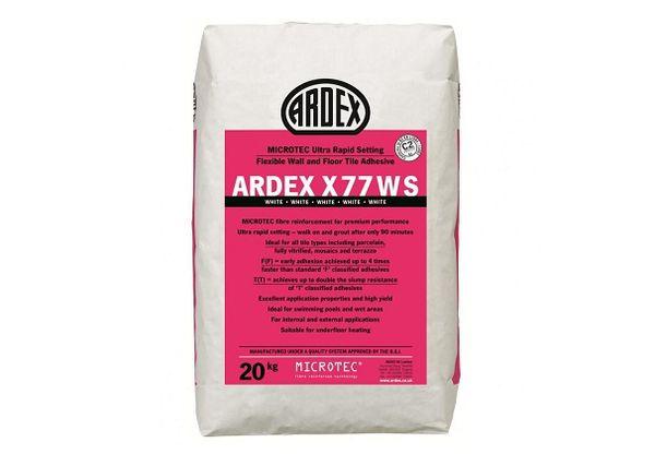 Клей Ardex X 77