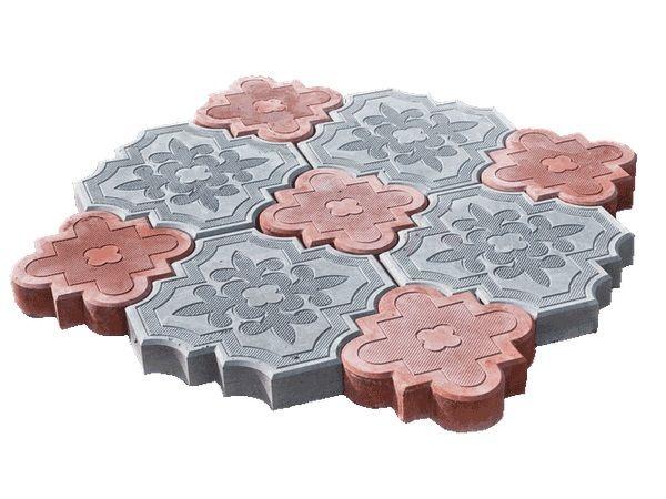 При изготовлении тротуарной плитки применяются только экологически чистые компоненты