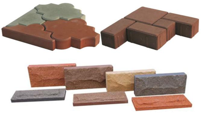 Кассификация тротуарной плитки по способу изготовления