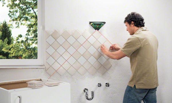 Плитка – наиболее популярный отделочный материал для стен на кухне