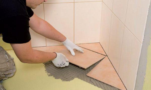 Перед началом важно сделать обмер помещения ванной