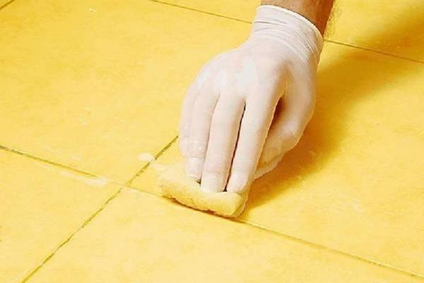 затирка для керамическои плитки